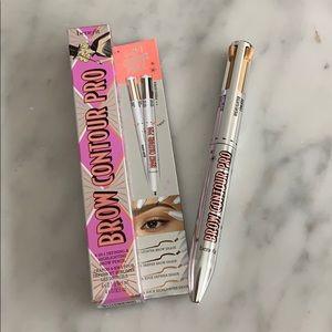 Benefit cosmetics brow contour pro brown medium